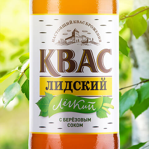 Lidskiy kvass light